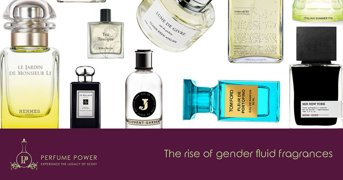 Would you share a unisex perfume with your partner?