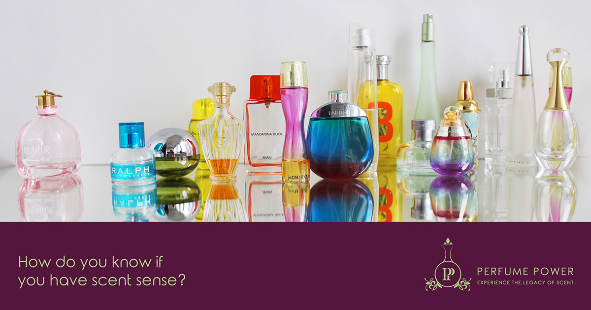Step up your fragrance knowledge with Perfume Power.